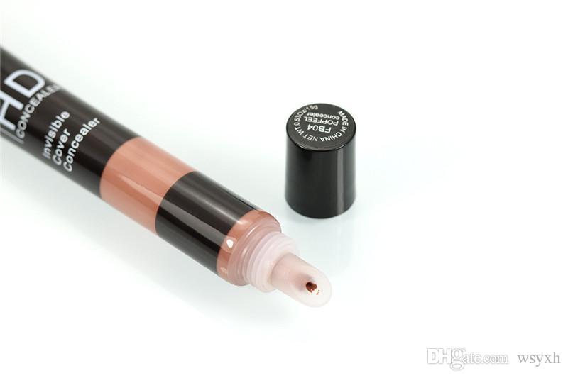 Popfeel Brand Liquid Concealer Professional Makeup BB CC Cream Eye Face Primer Naked Skin Bronzer Foundation Base Maquiagem