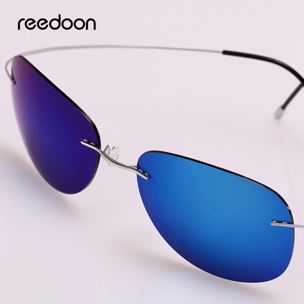 9213f23911fd8 Compre Venda Por Atacado Óculos De Sol Polarizados Espelhado Uv400 Lente  90% Titanium Quadro Leve Óculos De Sol 2018 Para Mulheres Dos Homens De  Condução ...