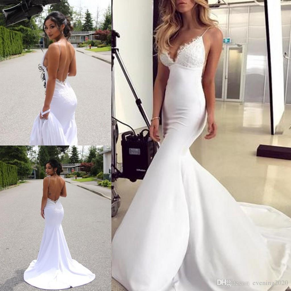 Selling Wedding Gowns: Sexy Close Fitting Hip Wedding Dresses Selling Elegant