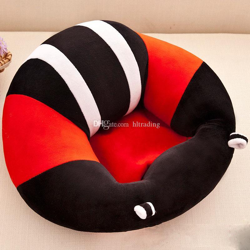 Neonati Sedie Da Pranzo Portatile Supporto Infantile Morbido Sedile peluche Seggiolino Auto Cuscino Cuscino del fumetto Seggioloni Divano i C3683