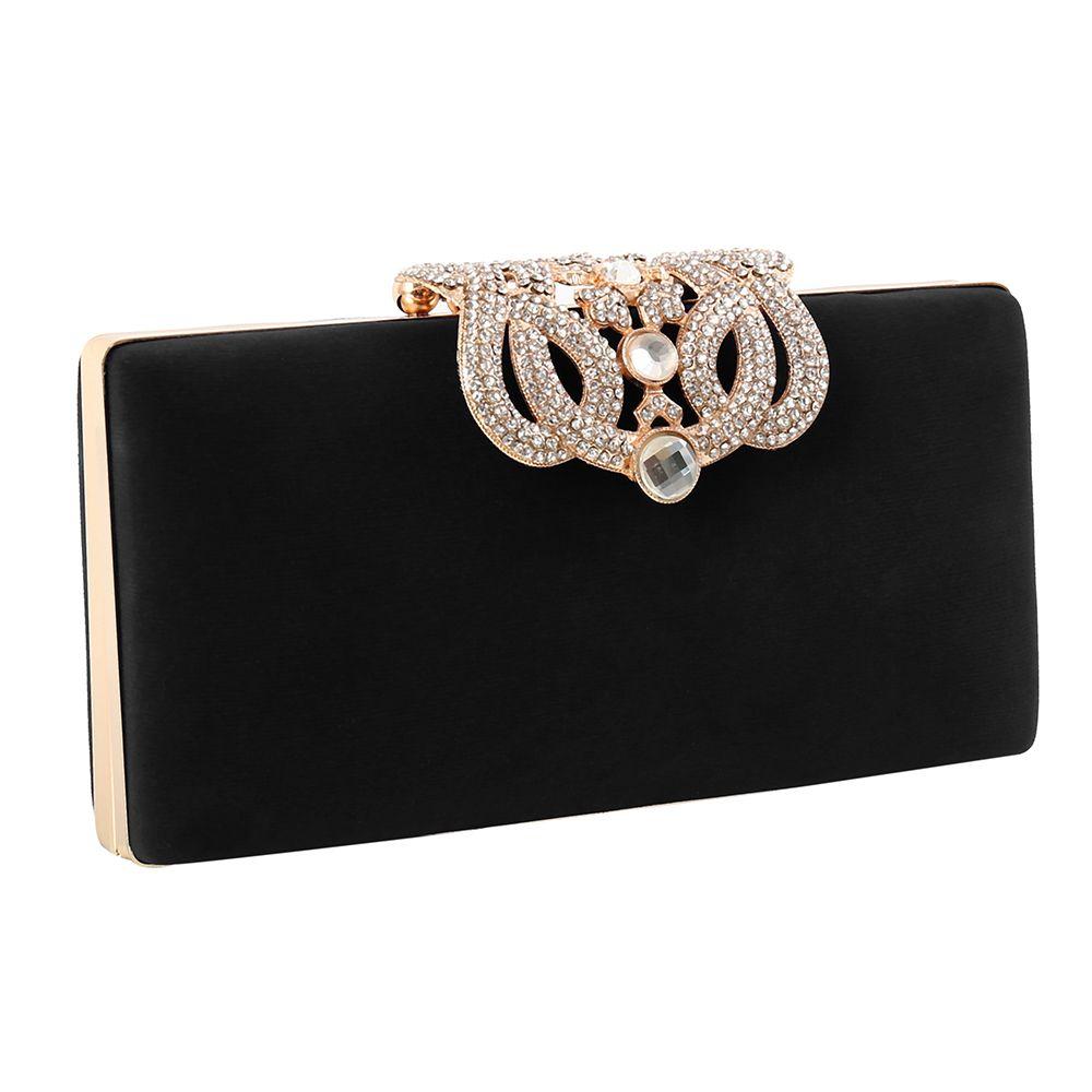 623f66dcd1 Clutch Evening Bags Crown Rhinestones Evening Bags Purse Shoulder Bag For  Wedding Diamonds Lady Purse Mini White Clutch Expensive Handbags From  Sunsnoww, ...