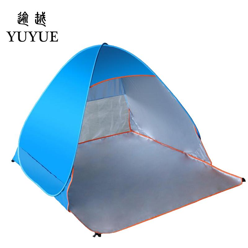 Pop Up Tents For Sale >> Ultra Light 2 Person Pop Up Tent For Beach Fishing Free Shipping Ultraviolet Proof Beach Tent With Cheap Price Outdoor Camping
