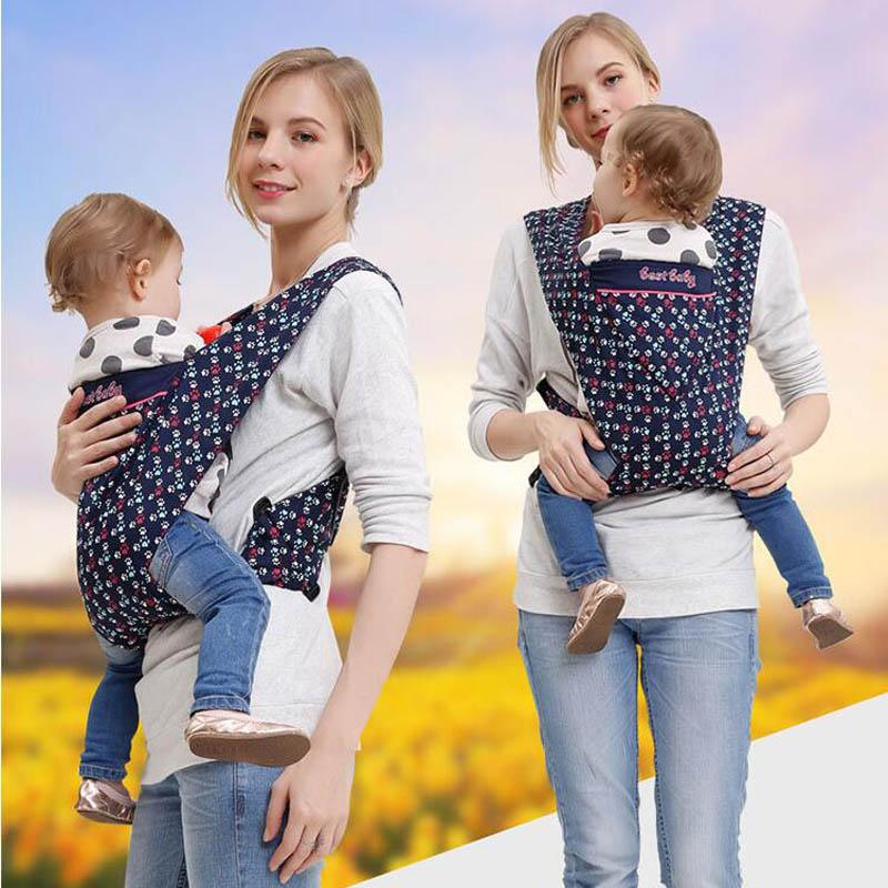 Acheter 3 24m Empreinte Conception Sling Baby Wrap Carrier Front