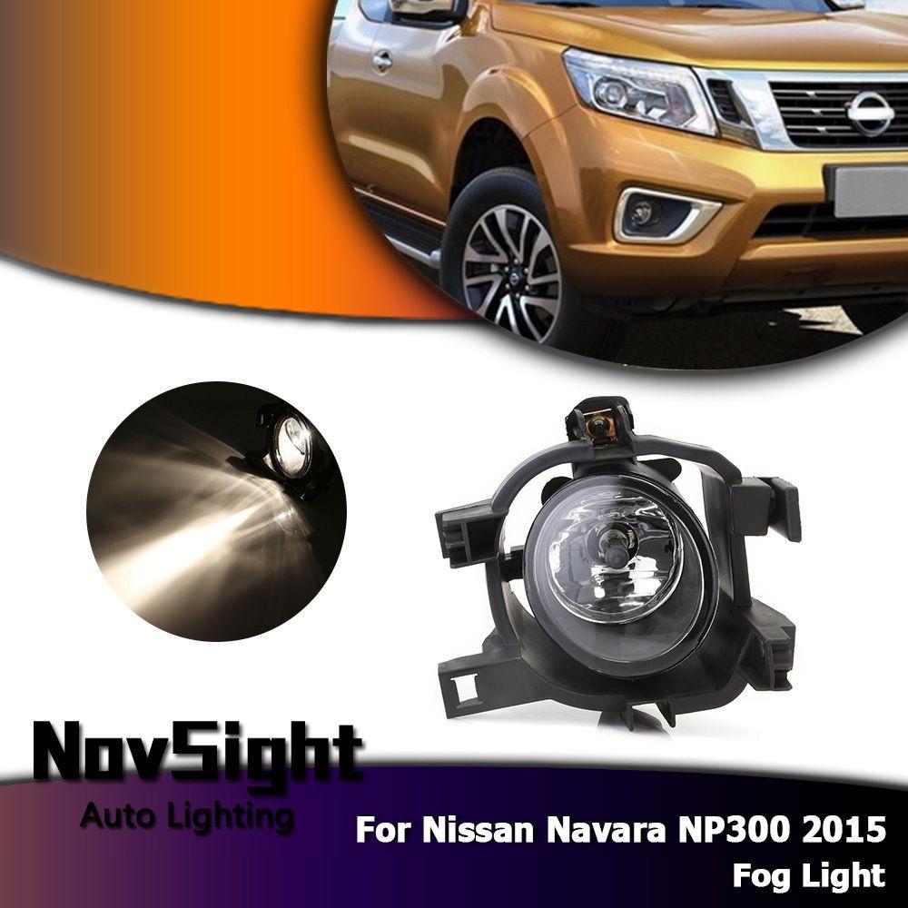 2018 Novsight Auto Car Fog Lights Lamp Driving Halogen Bulbs Nissan Navara Fuse Box Location For Np300 2015 D35 From Topruxian 25728