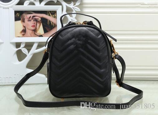 Heißer Verkauf Klassische Mode Taschen Frauen Männer Rucksack Stil Taschen Seesäcke Unisex Schulter Handtaschen Schultertasche