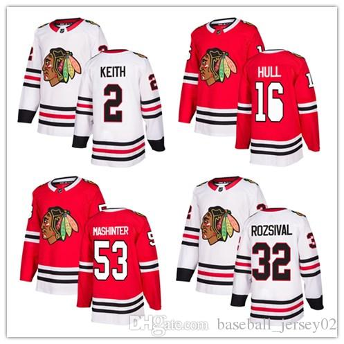 2018 2018 Chicago Blackhawks Jersey  2 Duncan Keith 16 Marcus Kruger  Men women youth  Jersey Majestic Stitched Hockey Jerseys From  Baseball jersey02 74cc3a65ffa