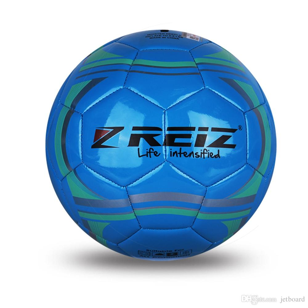 534c77f6a83 Reiz 533 High Quality Official Size 5 Standard Pu Soccer Ball Training  Football Balls Indooroutdoor Training Ball with Free Gift Online with   18.58 Piece on ...