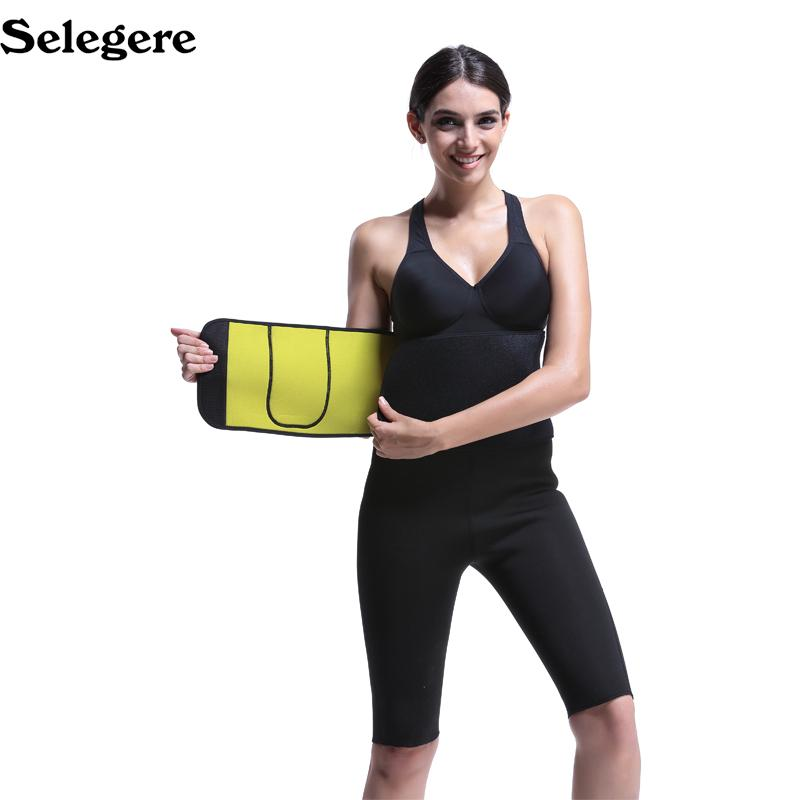 813413352c 2019 Hot Sale 2018 Shapers Waist Trimmer Slimming Belt Womens Adjustable  Body Shaper Weight Loss Slimming Waist Trainer Belt From Augusttanter