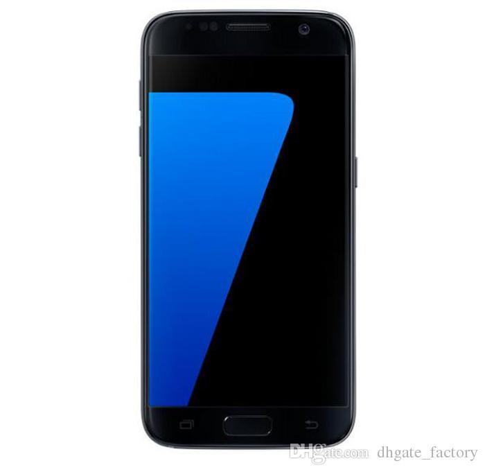 Ricondizionato Samsung Galaxy S7 s7 Edge G935F G935V Smartphone 5.5 '' 4GB RAM 32GB ROM singola SIM NFC 12MP 1080P 4G LTE cellulare