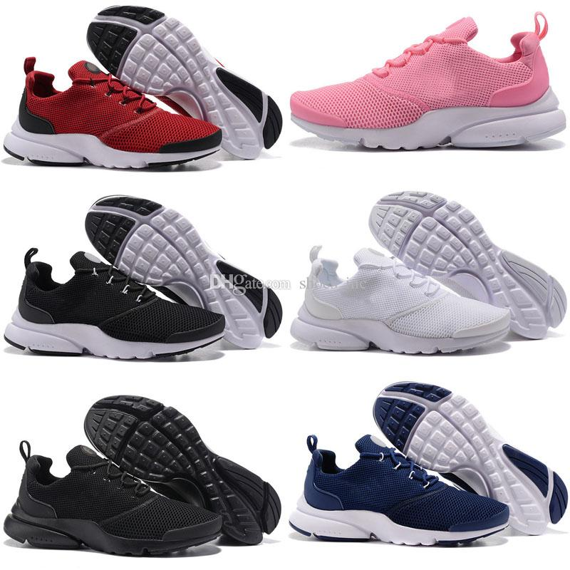 sneakers for cheap 3bf6c c3a76 Air Presto Fly Line Ultra Olympic BR QS Running Shoes For Men 2017 Fashion  Casual Walking Sports Sneakers Women US 5.5-11