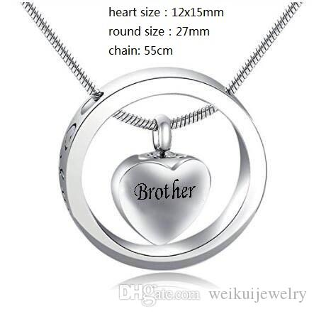 Wholesale custom ring heart-shaped rings of a variety of call urns necklace perfume bottles pendant fashion jewelry