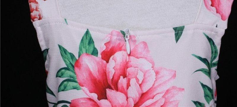 Mom Girls Dress Mother Daughter Flower Dresses 2020 Summer Kids Girls Ball Gown Suspender Dress Women Party Dress Family Match Clothing D869