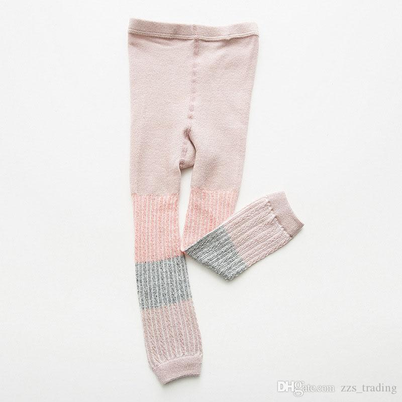 Latest models White Cotton Baby Leggings Summer Hollow Out Kids Girls Baby Pants & Capris Children Legging for