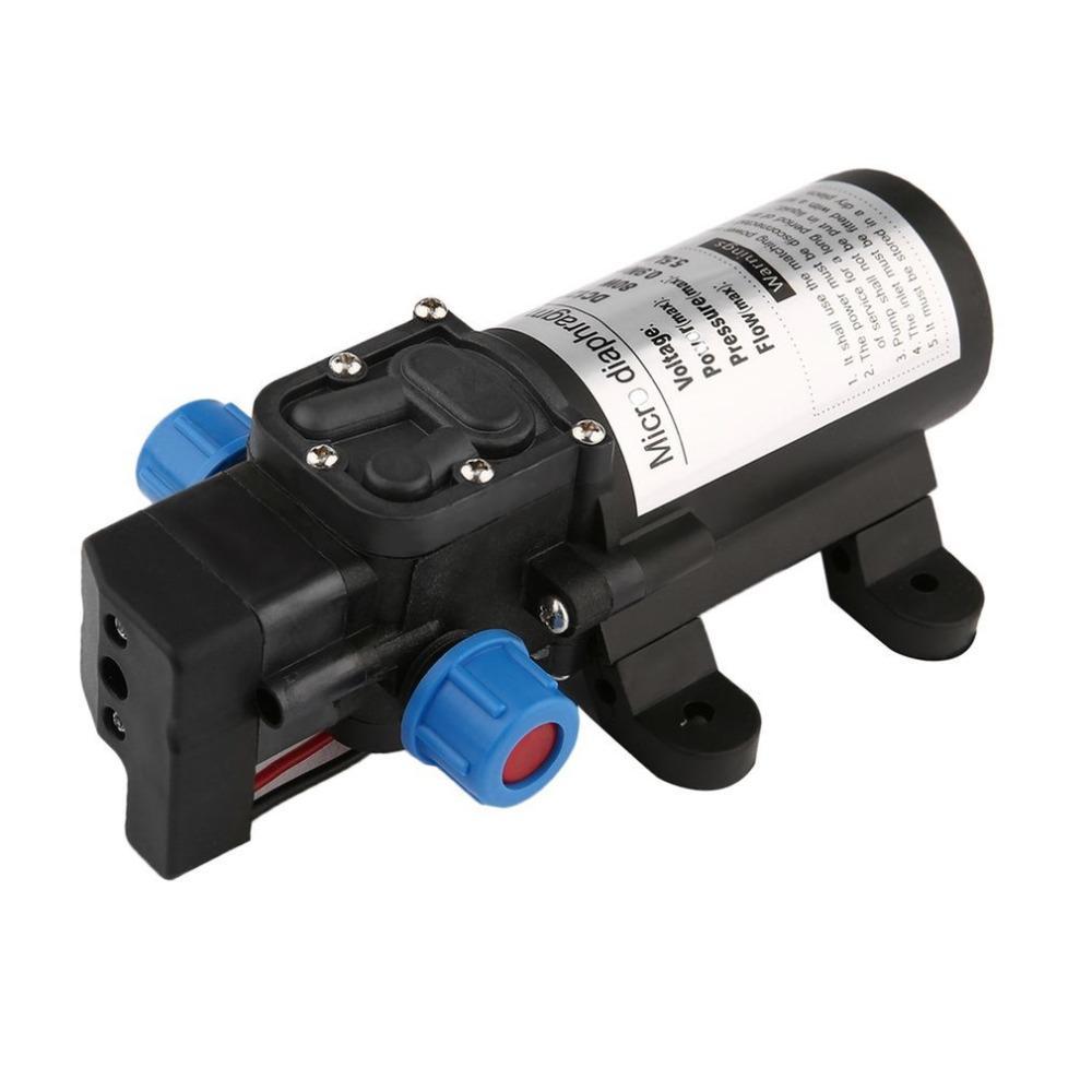 Pumpen Elektrische Auto Washer Reinigung Maschine Wasser Pumpe Trigger Spray Gun Waschen Kit 12 V Hochdruck