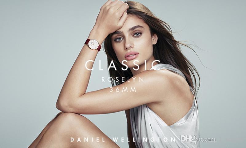 Wrist Watches For Women Top Brand Luxury Watches Relogio Feminino Ladies Quatzt Watches Men Nylon Strap Female Male Clock Fashion Ladies New