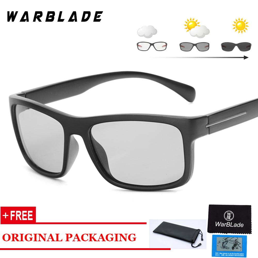 2a121ab15cf4c WBL New Polarized Sunglasses Men Discoloration Glasses Photochromic  Sunglasses Chameleon HD Alloy Frame Drive Glasses Heart Shaped Sunglasses  Mirrored ...