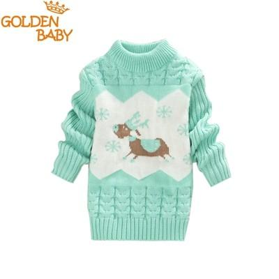 b68a0907d Hot Sale 2017 Infant Baby Boys Girls Children Kids Knitted Winter ...