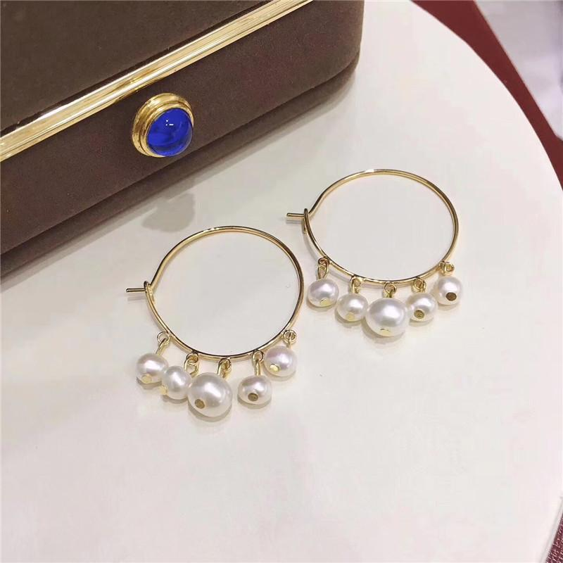 Swell 2019 Fashion Style 4 6 Mm Natural Pearl Jewelry Freshwater Pearl Wiring Cloud Hisonuggs Outletorg