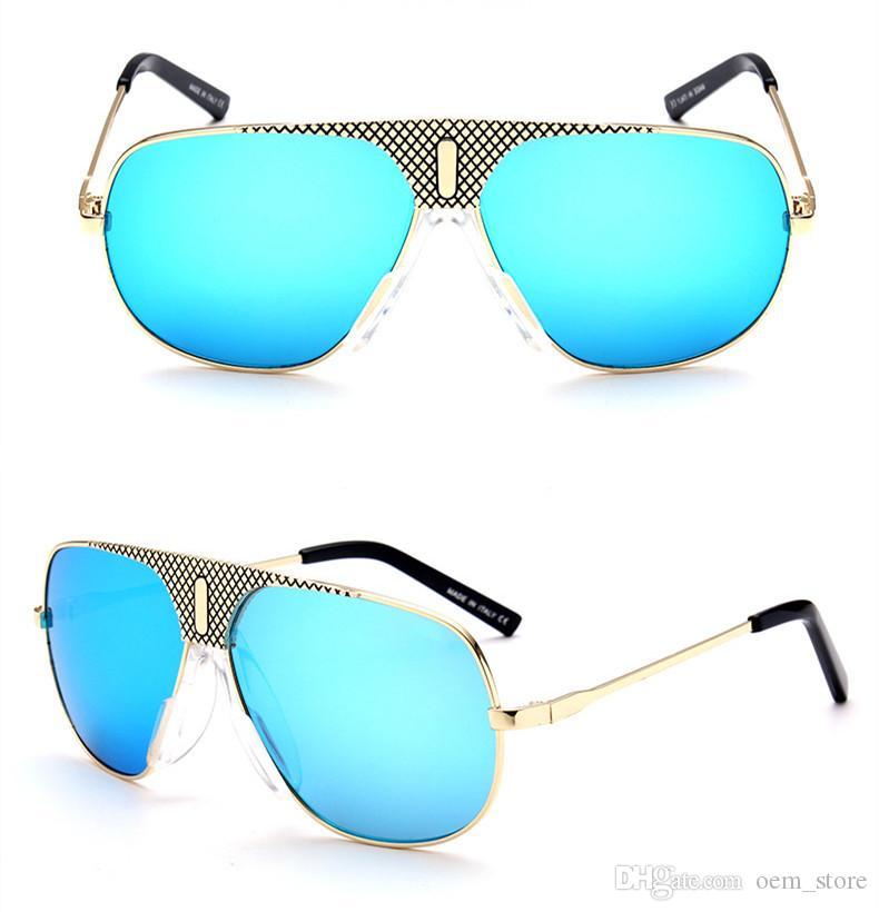 8e1bf890191 2018 Women Men Sunglasses Luxury Aviator Driving Goggles Sunglasses Full  Metal Frame Vintage Shades Sunglass Fashion Polarized Sunglass Native  Sunglasses ...