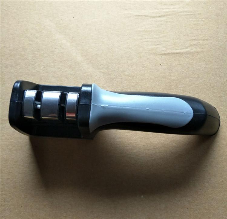 Afilador de cuchillos profesional de carburo de acero de tungsteno cuchillo de cerámica de afilar herramientas de cocina c387
