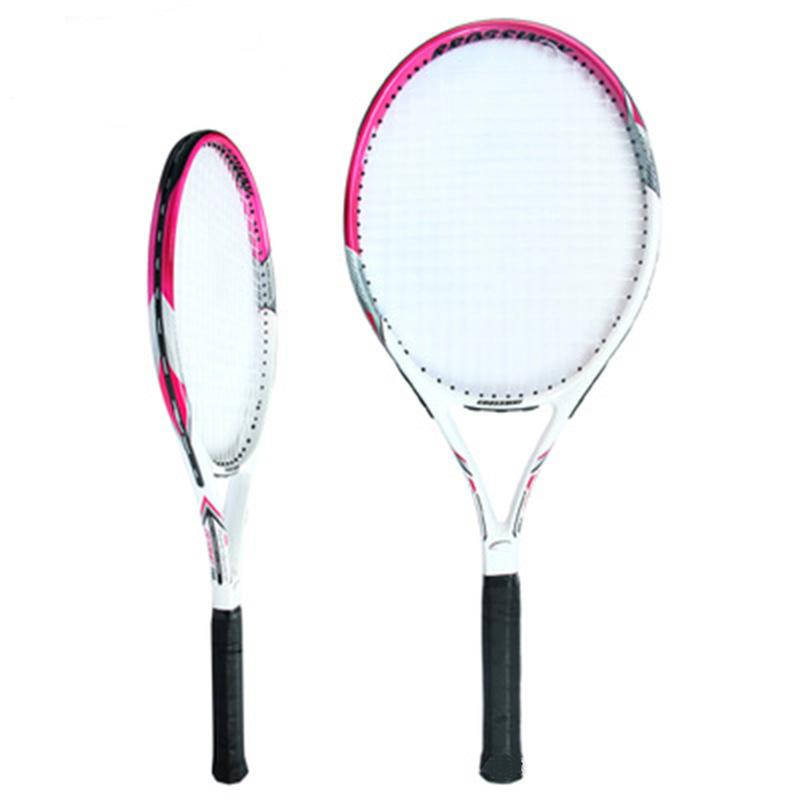2018 Tennis Racket Beginner Broken Frame Certified Product Carbon ...