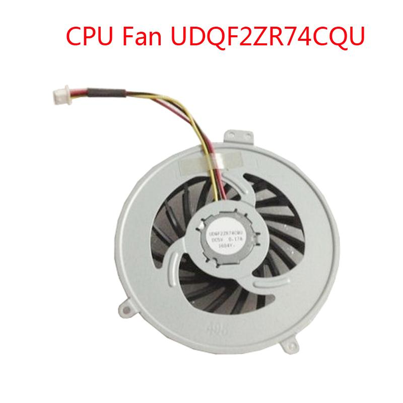 Laptop CPU Fan For NEC For LaVie LS150/HS6R PC-LS150HS6R UDQF2ZR74CQU  3AFF4TAKE00 and Fan Heatsink new