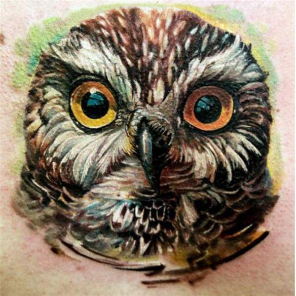 Diy diamond painting cross stitch kit rhinestone full round diamond embroidery animal cute owl home mosaic decoration gift yx2740