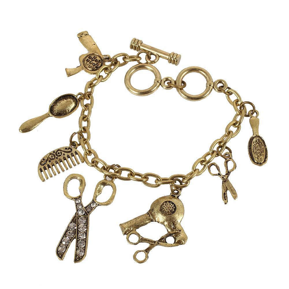 15cm retro hand bracelet toys charm bracelet spray classic. Black Bedroom Furniture Sets. Home Design Ideas