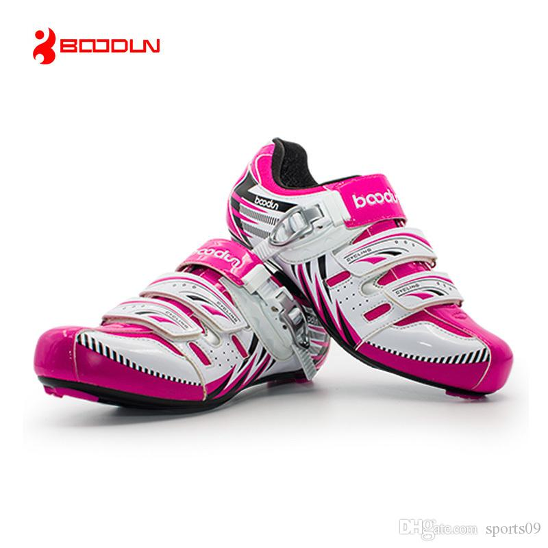 2018 Brand Road Cycling Designer Shoes Women Breathable Bike MTB Shoes Self  Locking Bicycle Shoe Athletic Racing Sneakers Sapatilha Ciclismo UK 2019  From ... cb6f19c0d