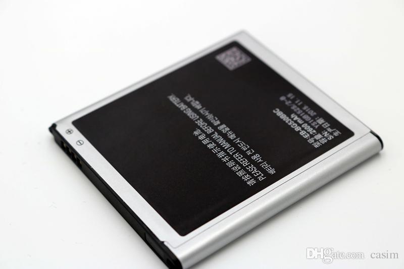 استبدال البطارية الجديدة لسامسونج غالاكسي الكبرى رئيس J5 EB-BG530CBZ EB-BG530BBU 2600mAh SM-G530 مصنع الجملة akku