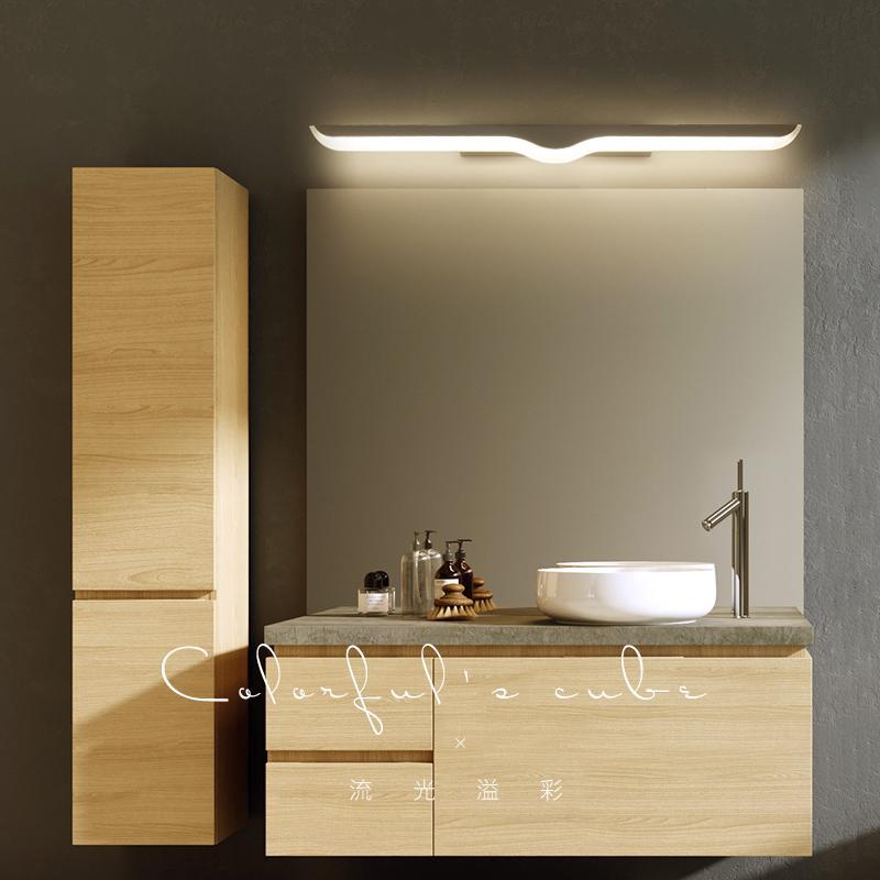 Grosshandel 40cm 120cm Spiegel Licht Badezimmer Licht Wandleuchte Led