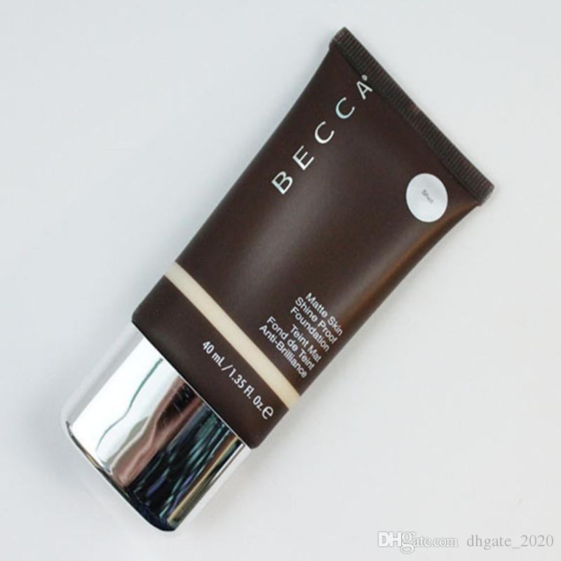 ¡¡¡En stock!!! Maquillaje Becca Foundation Ever Matte Shine Fundación Fundación Arena y Shell BB Crema Dropshipping