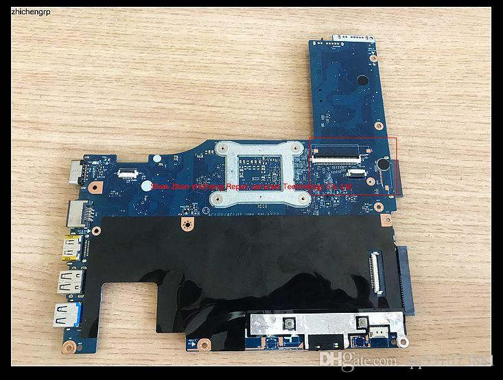 SZZC For G40-70 laptop ACLU1 ACLU2 UMA NM-A271 FRU 90006458 3558U DDR3  motherboard