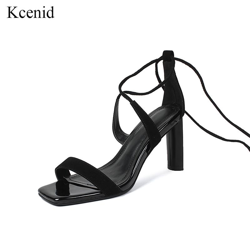 2fce284baf5a Wholesale 2018 New Open Toe Summer Shoes Woman Gladiator Sandals Women  Fashion Ankle Wrap Sexy High Heels Suede Shoes Plus Size 43 Red Shoes Wedge  Sandals ...