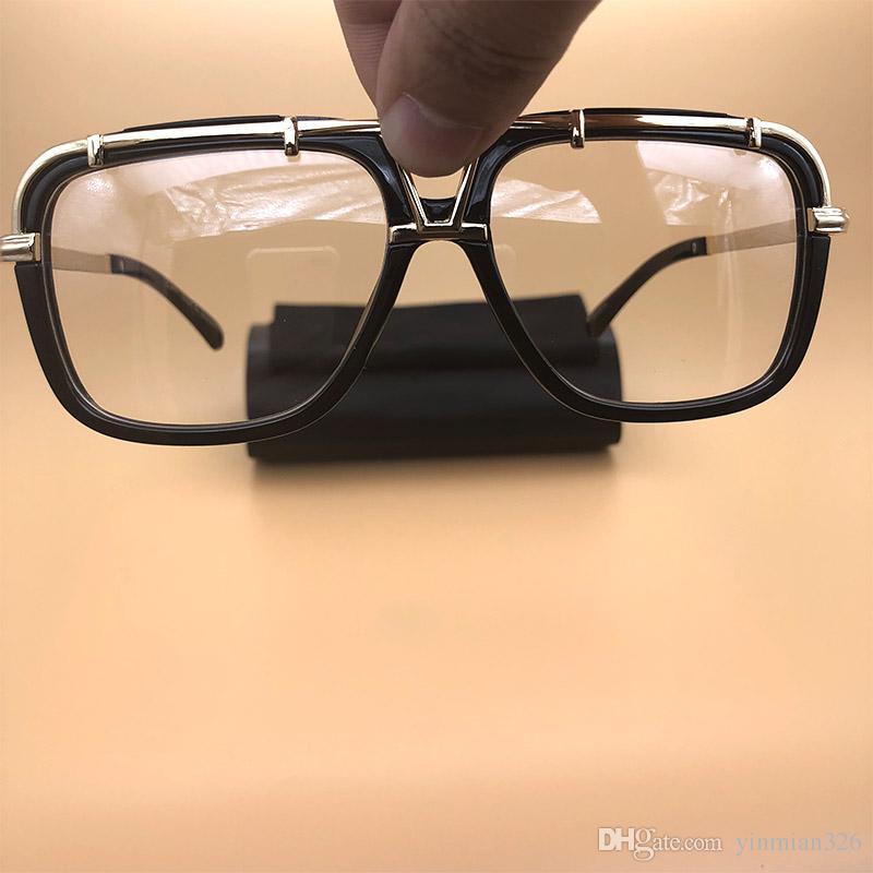 ebfd7d904099 Metal Sunglasses Legends Frame Germany Brand Eyewears Gold Frame ...