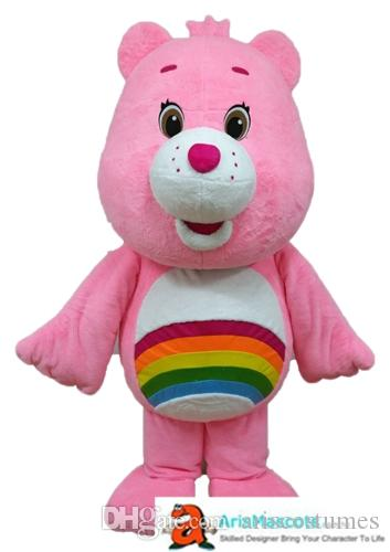 bdceda781 Funny Adult Size Care Bear Mascot Costume For Christmas Holiday Mascots For  Party Quality Mascot Suits At Arismascots Monkey Costume Gorilla Costume  From ...
