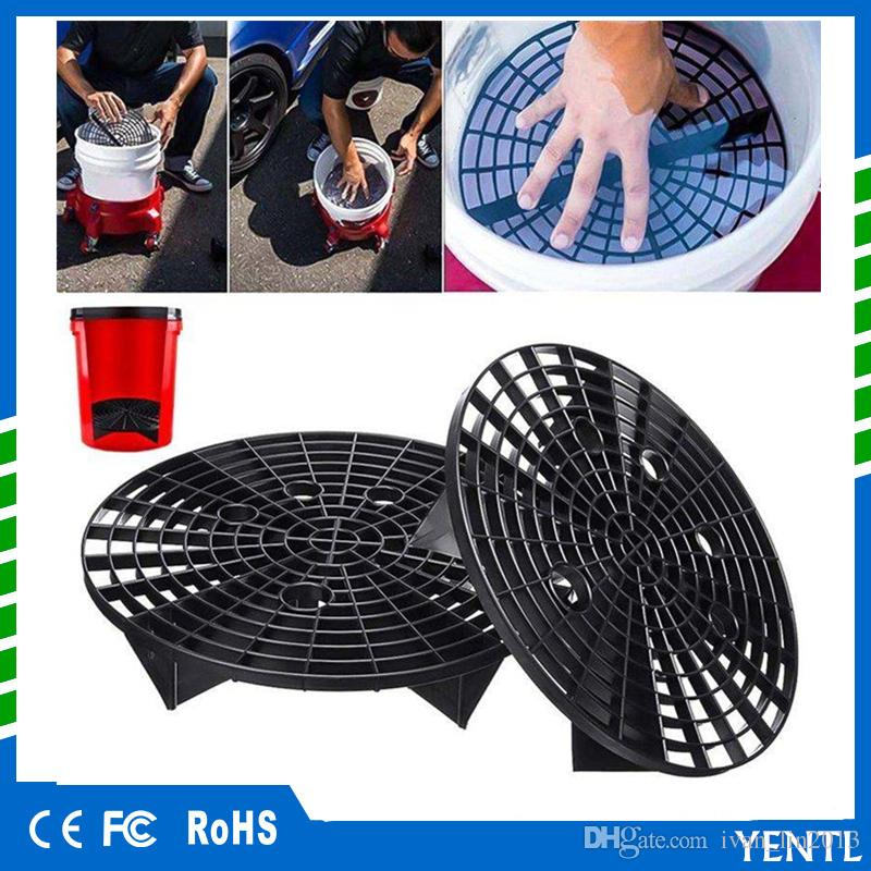 Reliable Car Wash Grit Guard Insert Washboard Water Bucket Filter Scratch Dirt Preventing Tool Back To Search Resultstools