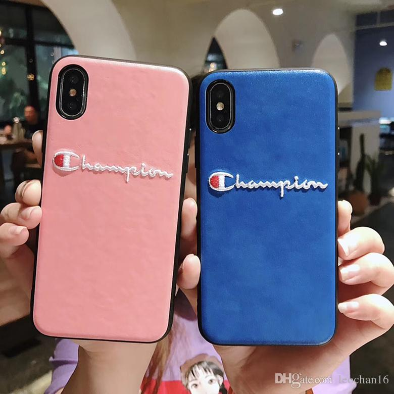 coque iphone x champion marque