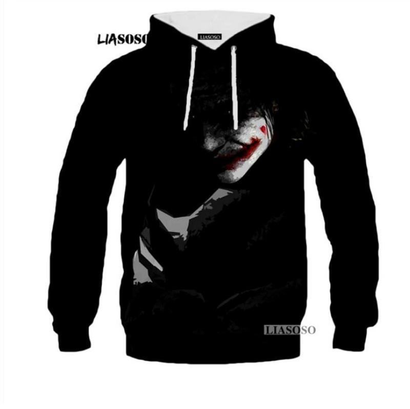 3fd74832339d 2019 Hot Men Women 3D Print Joker Suicide Squad Sweatshirt Hoodies Tops  Pullover Y53 From Hj272211689