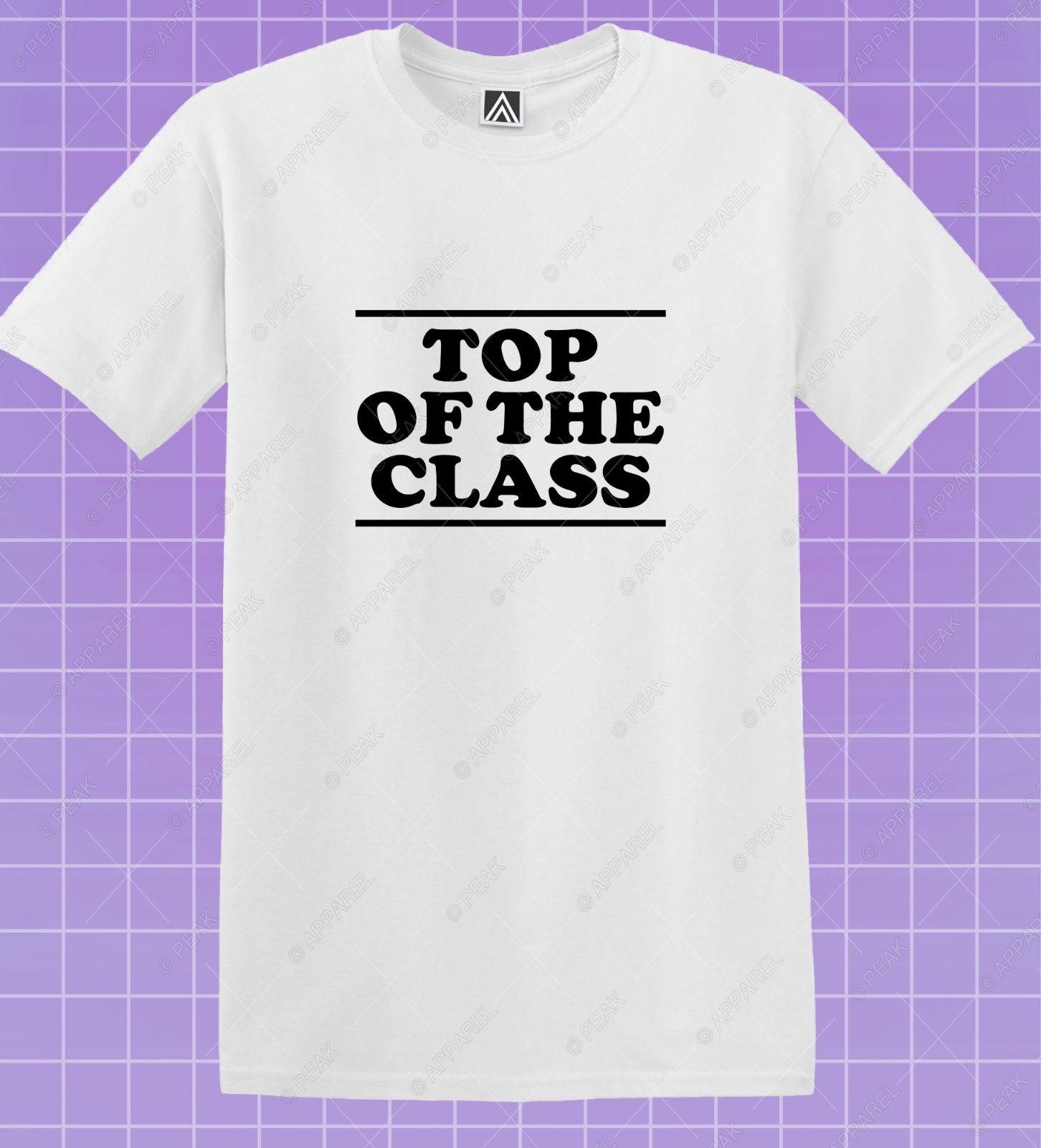 Top Of The Class T Shirt Lgbt Pride Mcr Tee Gay Sexy Fun Parade Love