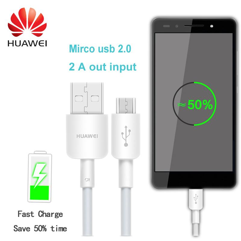 finest selection 5f71b 4ebdf HUAWEI Cable Usb Micro Usb Quick Charging Microusb Cable Fast Charge For  Huawei Honor 8 Lite 5V 2A Fast Charger Kabel Phone Charging Cables  Telephone ...