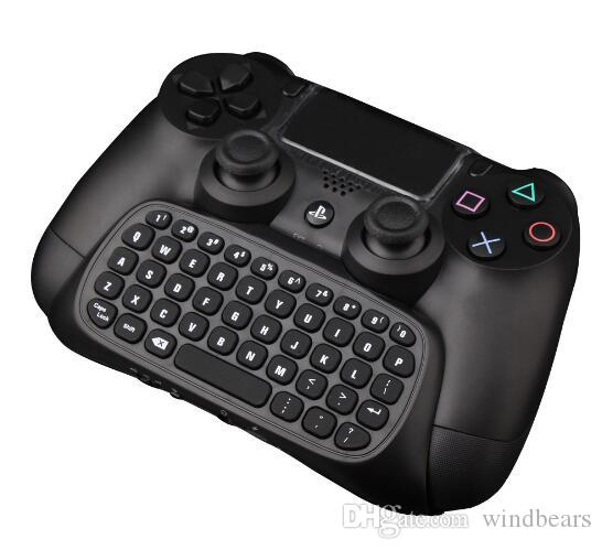 DOBE PS4 Mini Wireless Bluetooth Keyboard PS4 Handle Keyboard For Sony PlayStation PS4 controller