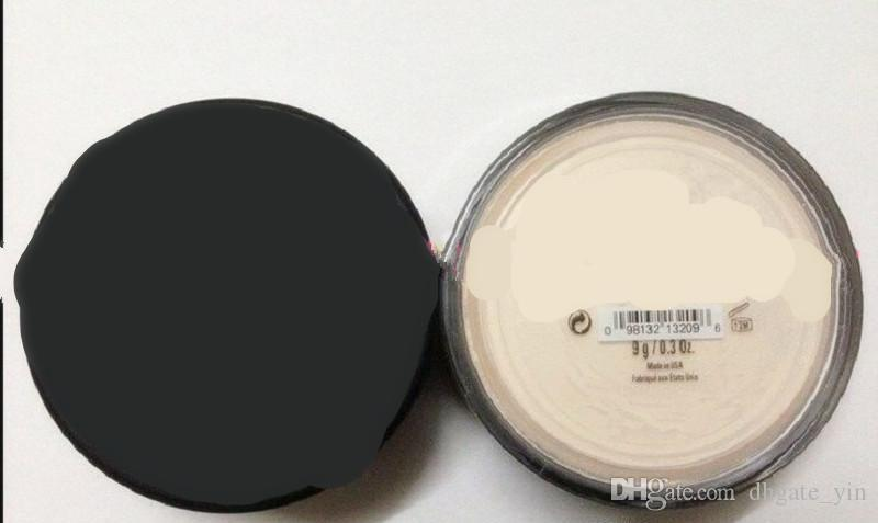 Hot Sale Minerals Foundation Original Foundation Loose Powder 8g Top Quality Multi Color Mineral Veil
