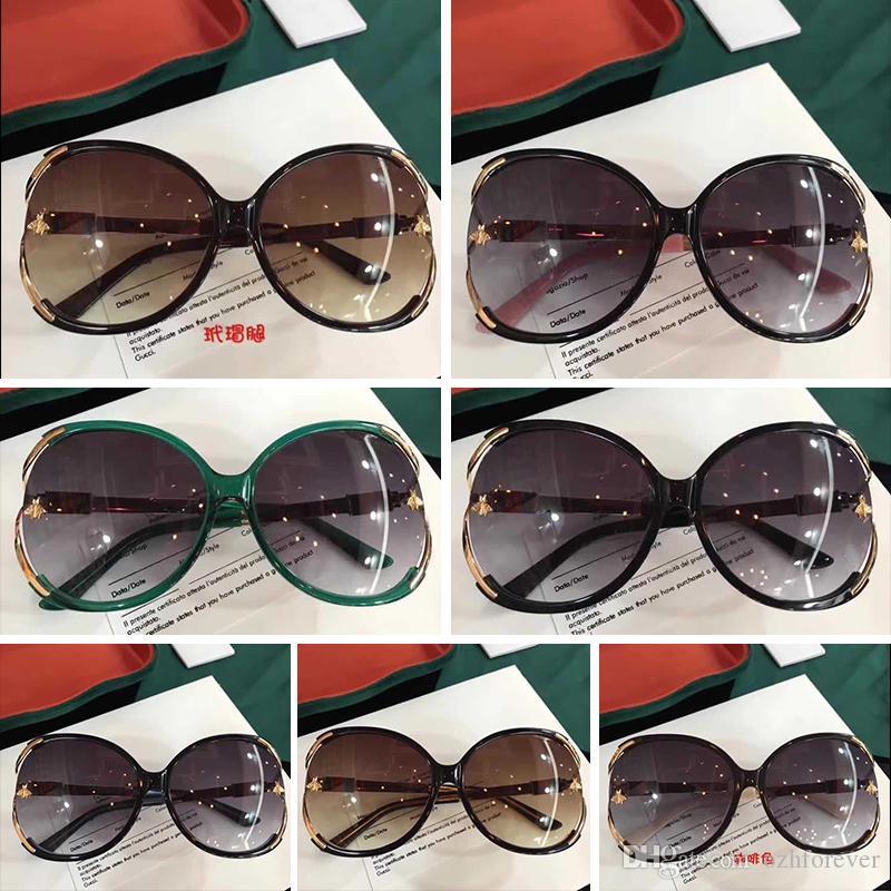 c850eb6c904 Hot Sale 2018 New Designer Sunglasses Women Brand Designer Fashion Summer  Sun Glasses LFL239 With Pearl Women S Sunglasseswith Box Polarised  Sunglasses Baby ...