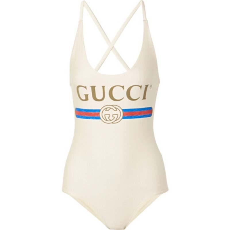 c4bb3dc825 Fashion Luxury G Letter Brand Bikini Swimwear for Women Bathing Suit ...