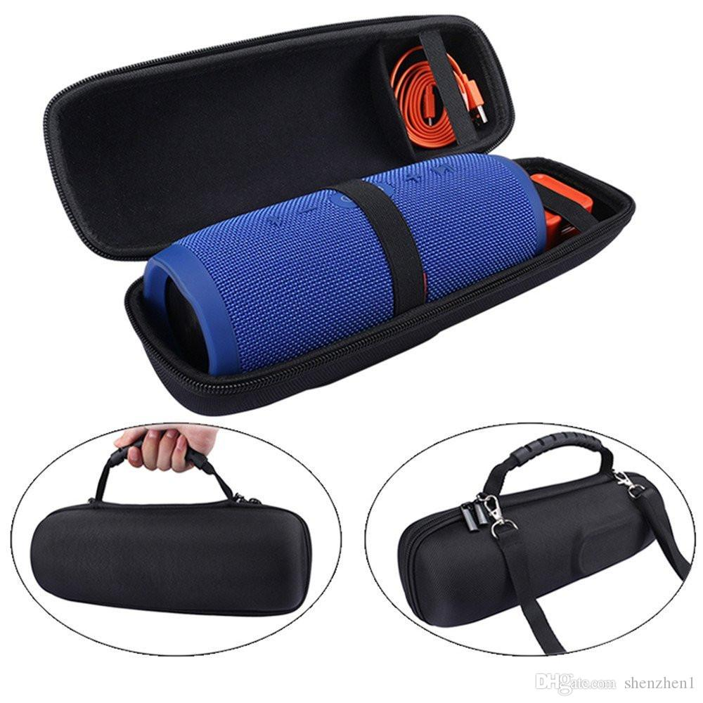 EVA Carrying Storage Case Pouch Bag Cover Portable Zipper Carry Box Holder III Bluetooth Wireless Speaker SCA411
