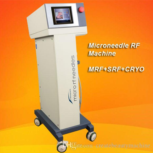 Hot selling micro needle machine microneedle for face Microneedle Fractional RF face lift devices home use