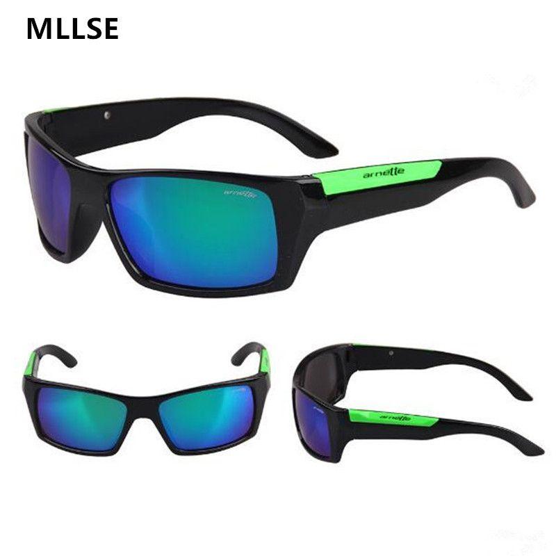 Compre MLLSE 2018 Novo Design Arnett Óculos De Sol Dos Homens Mulher Óculos  De Sol Óculos De Sol Dos Homens Hombres Oculos Masculino Óculos De Sol De  ... 77d6b96760