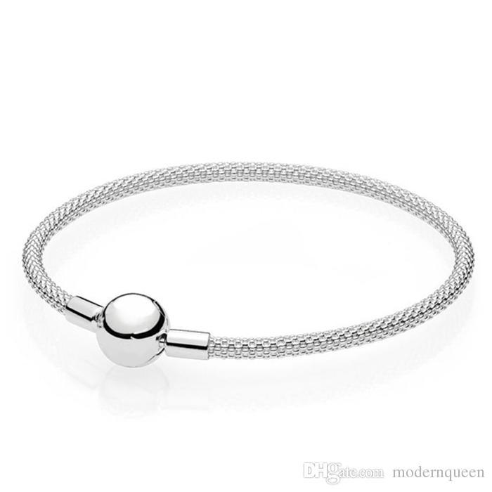 braccialetti donna pandora rigido