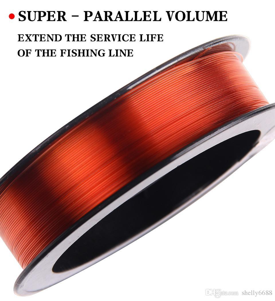 100m Super Strong Daiwa Nylon Fishing Line 4-40LB Monofilament Line Japan Main Line for Carp Fishing Tackle